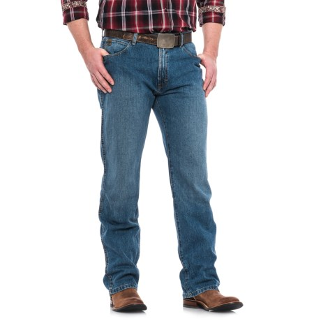 Ariat Heritage Relaxed Fit Jeans - Bootcut (For Men) in Medium Stone