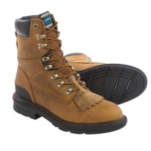 "Ariat Hermosa XR Leather Work Boots - 8"" (For Men) in Aged Bark - Closeouts"