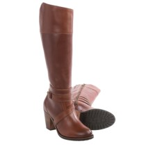 Ariat High Society Tall Boots - Leather (For Women) in Mapelwood - Closeouts