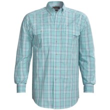 Ariat Jody Double Pocket High-Performance Shirt - Long Sleeve (For Men) in Multi - Closeouts