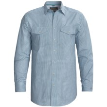 Ariat Kelvin High-Performance Shirt - Snap Front, Long Sleeve (For Men) in White - Closeouts
