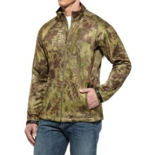 Ariat Kryptek Soft Shell Jacket (For Men) in Olive Mandrake - Closeouts