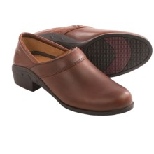 Ariat Leather Sport Clogs (For Women) in Teak - Closeouts