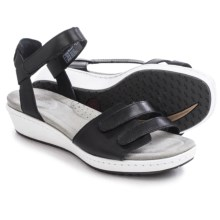 Ariat Leisure Time Sandals - Leather (For Women) in Black - Closeouts