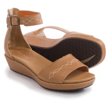 Ariat Lisa Sandals - Leather (For Women) in Sand - Closeouts