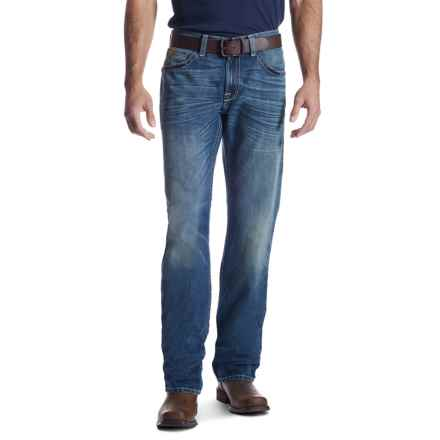 Ariat M2 Kingston Jeans - Relaxed Fit, Bootcut (For Men) in Rowell Denim - Closeouts