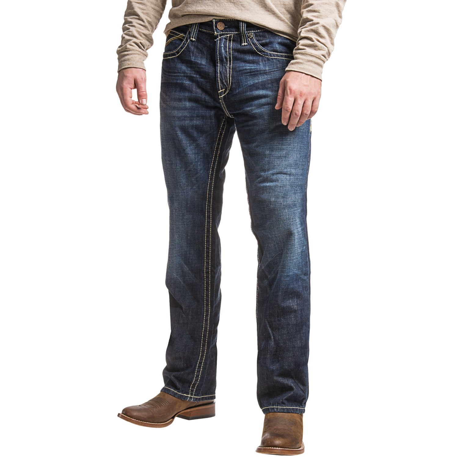 relaxed fit bootcut jeans for men eu jean