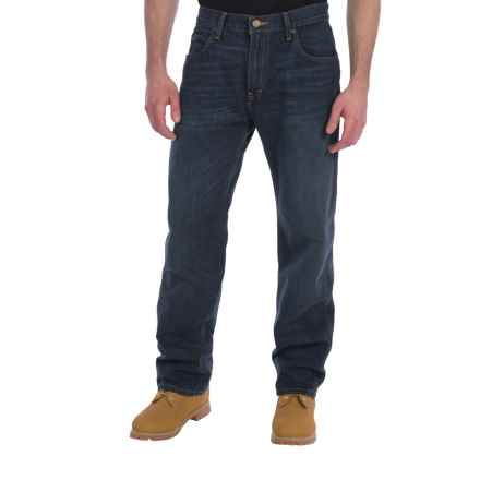 Ariat M3 Athletic Jeans - Relaxed Fit, Straight Leg (For Men) in Rawhide - Closeouts