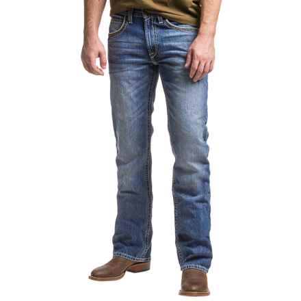 Ariat M5 Carson Jeans - Low Rise, Straight Leg (For Men) in Dakota - Closeouts