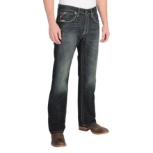 Ariat M5 Double Crossed Jeans - Slim Fit, Straight Leg (For Men) in Badland - Closeouts