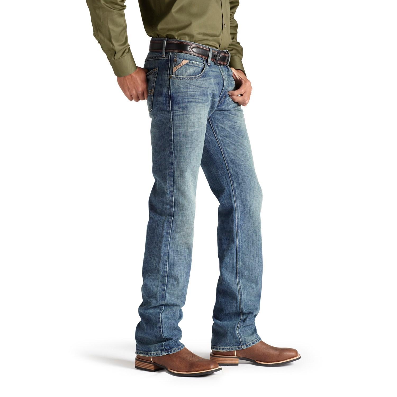 ariat m5 slim fit jeans for men 9137d save 63. Black Bedroom Furniture Sets. Home Design Ideas