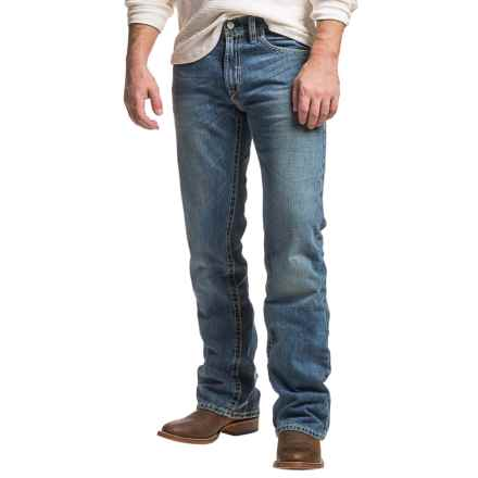 Ariat M5 Wiley Jeans - Low Rise, Straight Leg (For Men) in Cadet - Closeouts