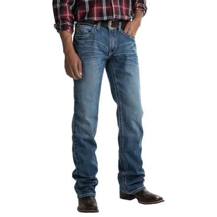 Ariat M6 Denver Jeans - Low Rise, Bootcut (For Men) in Midway Denim - Closeouts
