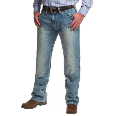 Ariat M6 El Dorado Jeans - Low Rise, Bootcut (For Men) in Stonewall - Closeouts