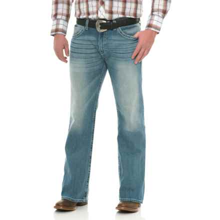 Ariat M7 Wyatt Boot Cut Jeans - Low Rise (For Men) in Shasta - Closeouts
