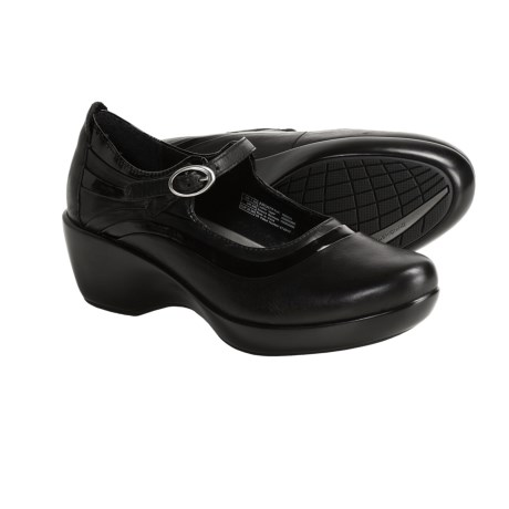 Ariat Mercer Mary Jane Shoes - Leather (For Women) in Midnight