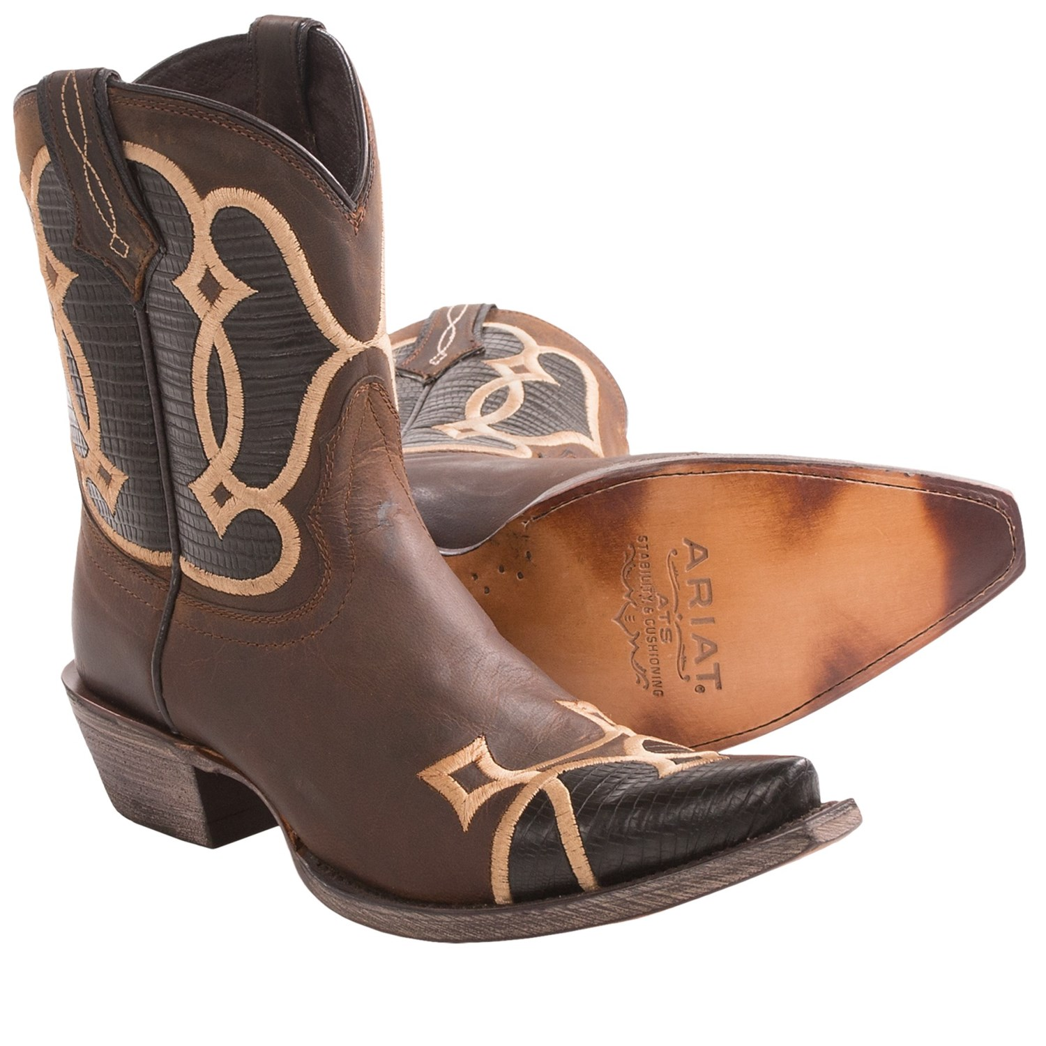 Ariat Women's Endurance Athletic Casual Timber Ridge Brown Shoes