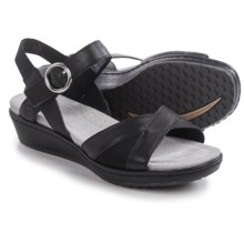 Ariat Out and About Sandals - Leather (For Women) in Black - Closeouts