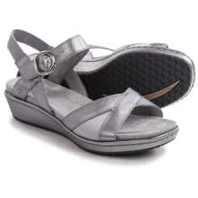 Ariat Out and About Sandals - Leather (For Women) in Warm Stone - Closeouts