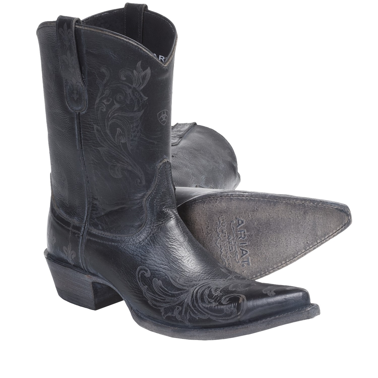 wide cowboy boots yu boots