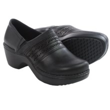 Ariat Piedmont Leather Clogs - Closed Back (For Women) in Black - Closeouts