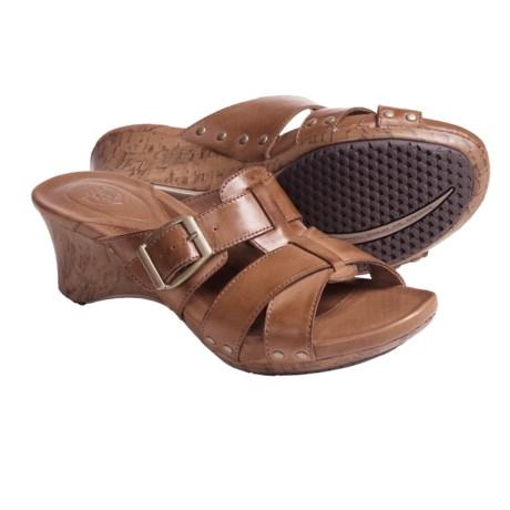 Ariat Portofino Sandals - Leather (For Women) in Tan