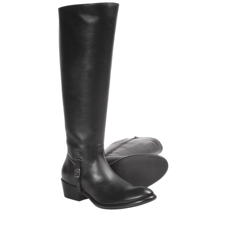 Ariat Preston Tall Boots - Leather (For Women) in Black