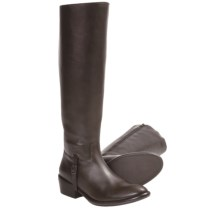 Ariat Preston Tall Boots - Leather (For Women) in Chocolate - Closeouts
