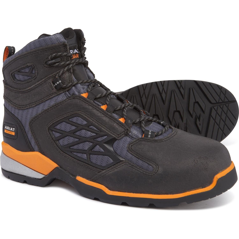 a7a2e633c4f Ariat Rebar Flex Work Boots (For Men) - Save 27%
