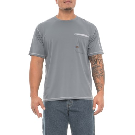 a28dae2e Ariat Rebar Freeze Point T-Shirt - Short Sleeve (For Men) in Steel