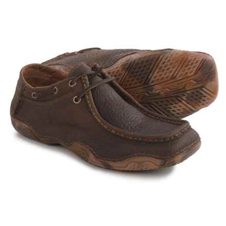 Ariat Rock Springs Shoes - Leather (For Men) in Shetland - Closeouts