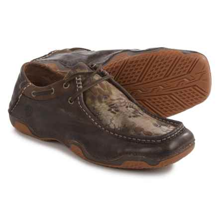 Ariat Rock Springs Shoes - Leather (For Men) in Wicker/Kryptek Highlander - Closeouts