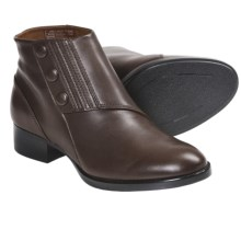 Ariat Spat 3 Ankle Boots - Leather (For Women) in Cognac - Closeouts