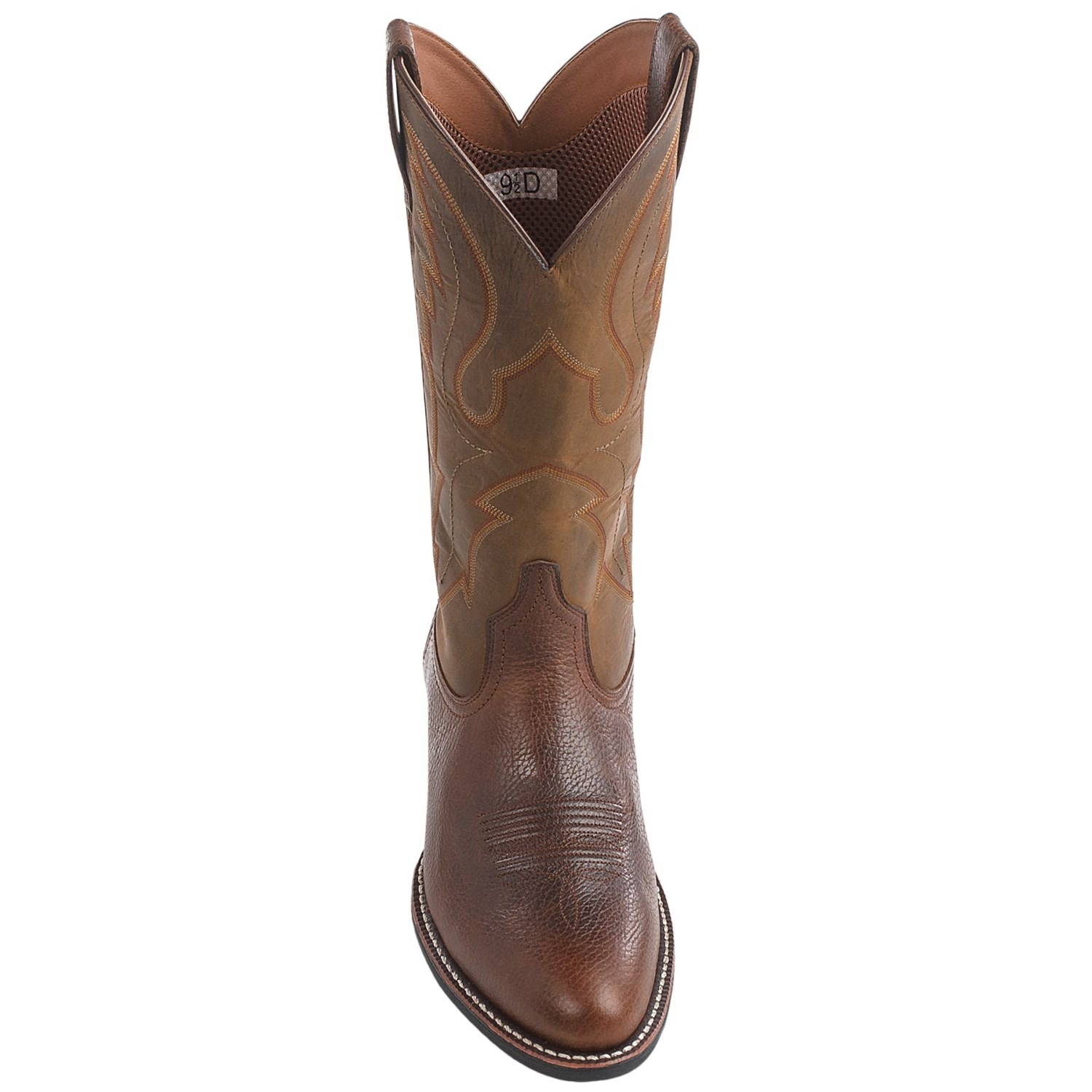 Ariat Sport R-Toe Cowboy Boots (For Men) - Save 53%
