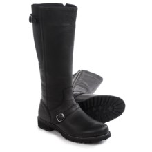 Ariat Stanton H2O Leather Riding Boots - Waterproof (For Women) in Black - Closeouts