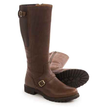 Ariat Stanton H2O Leather Riding Boots - Waterproof (For Women) in Coffee - Closeouts