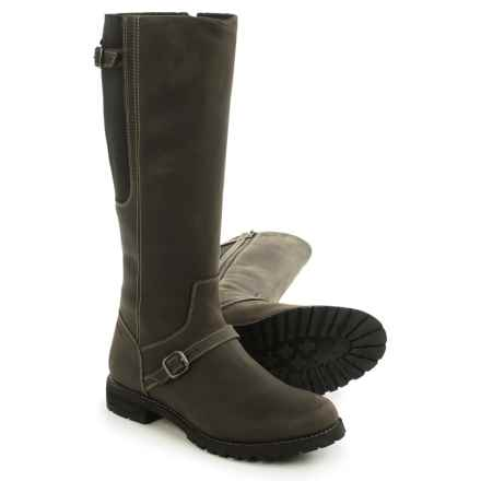 Ariat Stanton H2O Leather Riding Boots - Waterproof (For Women) in Iron - Closeouts