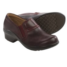 Ariat Sutter Clogs - Leather (For Women) in Red Jasper - Closeouts