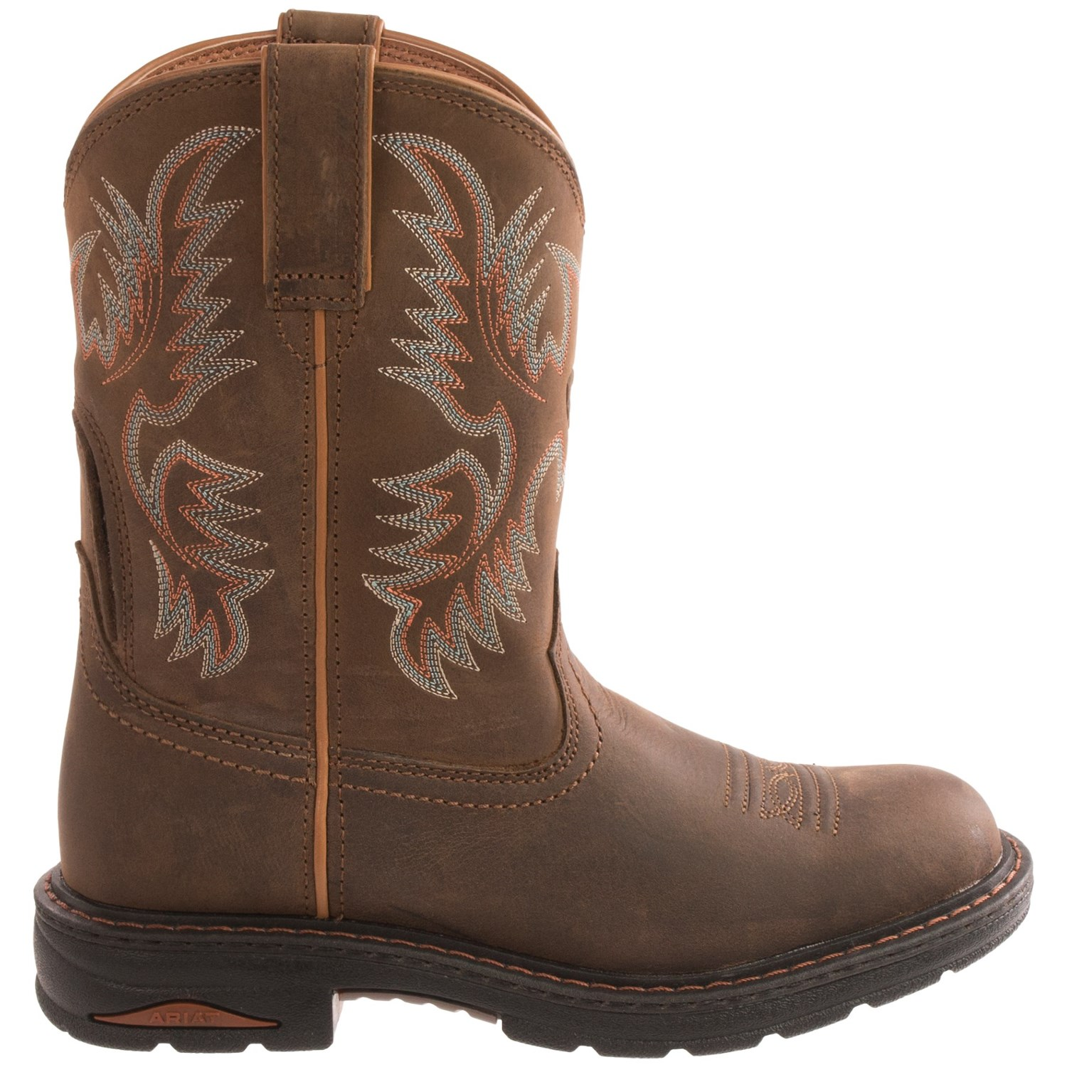 ariat tracey pull on work boots for 9405j save 42