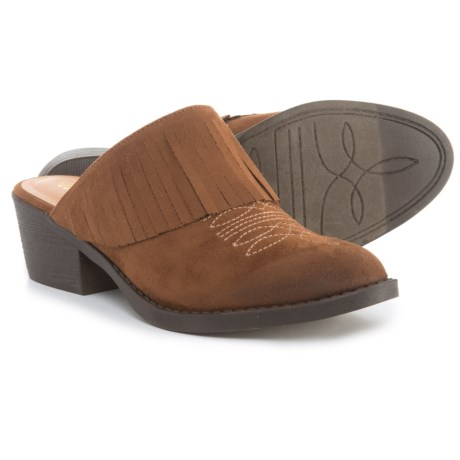 Ariat Unbridled Shirley Clogs (For Women) in Whiskey
