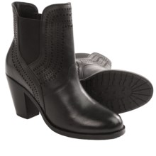 Ariat Versant Ankle Boots - Leather (For Women) in Ink - Closeouts