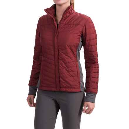 Ariat Voltaire PrimaLoft® Jacket - Insulated (For Women) in Liquore - Closeouts