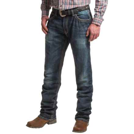 Ariat Western M5 Blaze Jeans (For Men) in Puncher - Closeouts