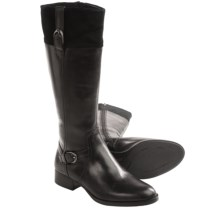 Ariat York Leather Boots (For Women) in Obsidian - Closeouts