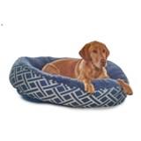"Arlee Valkaria Dunkin Dog Bed - 36x30"""