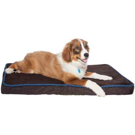 "Arm & Hammer Orthopedic Dog Bed - 28x38"" in Dark Blue - Closeouts"