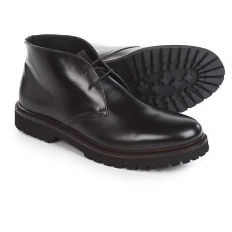 Armani Chukka Boots - Leather (For Men)