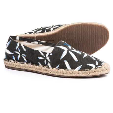 Armani Woven Rope Espadrilles (For Men) in Blue