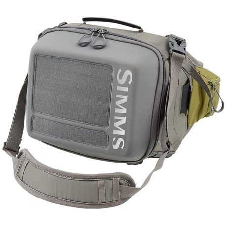 Image of Army Green Waypoints Hip Pack - Large