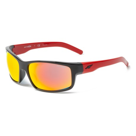 5d9cefca0b Arnette Fastball Sunglasses (For Men) in Black Red